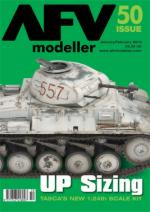 44018 - AFV Modeller,  - AFV Modeller 050. Up sizing