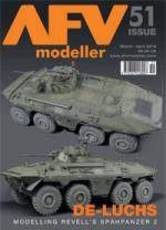44019 - AFV Modeller,  - AFV Modeller 051. De-Luchs