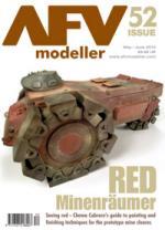 44020 - AFV Modeller,  - AFV Modeller 052. Red Minenraeumer