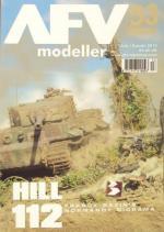 44021 - AFV Modeller,  - AFV Modeller 053. Hill112