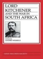 44039 - Wessels, A. - Lord Kitchener and the War in South Africa 1899-1902