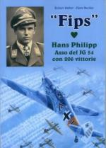 44155 - Rafter-Becker, R.-H. - Fips. Hans Philipp. Asso del JG 54 con 206 vittorie