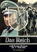44256 - Afiero, M. - Das Reich 2. SS-Panzer-Division Vol. 1