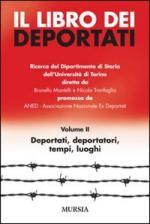 44440 - Mantelli-Tranfaglia, B.-N. - Libro dei deportati italiani. I luoghi Vol 2 (Il)
