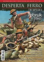 44466 - Desperta, Cont. - Desperta Ferro - Contemporanea 25 Tobruk 1941