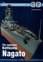 44610 - Mironov, D. - Super Drawings 3D 51: Japanese Battleship Nagato