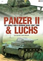 44611 - Karmieh-Gladysiak, S.-L. - Photosniper 025: Panzer II and Luchs. The Wolrd War II German Basic Light Tanks