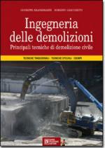 44688 - Brandimarti-Giacchetti, G.-R. - Ingegneria delle demolizioni. Principali tecniche di demolizione civile