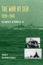 44752 - Roskill, S. - War at Sea 1939-45 Vol II: The Period of Balance