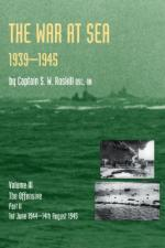 44754 - Roskill, S. - War at Sea 1939-45 Vol III: The Offensive Part II: 1st June 1944-14th August 1945