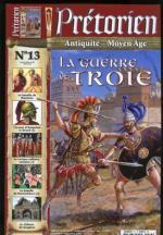 44755 - Pretorien,  - Pretorien 13. Le guerre de Troie