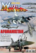 44782 - Wing Masters, HS - HS Wing Masters V.S. 017: Afghanistan. La guerre aerienne 2001-2009