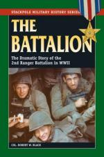 44785 - Black, R.W. - Battalion. The Dramatic Story of the 2nd Ranger Battalion in WWII (The)