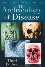 44915 - Roberts-Manchester, C.A.-K. - Archaeology of Disease. 3rd ed. (The)