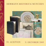 44990 - AAVV,  - Hermann Historica Auction No. 58 - German Orders and Collectibles after 1919. October 9, 2009