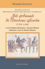 44995 - Montesano-Musarra, M.-A. - Annali di Ottobono Scriba 1174-1196 (Gli)