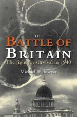 45123 - Bowyer, M.J.F. - Battle of Britain. Fight for Survive in 1940