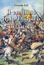 45130 - Zoli, C. - Conflitto Italo-Etiopico 1935-1936 (Il)