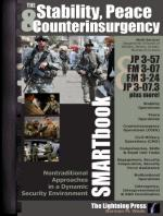 45344 - AAVV,  - Stability, Peace and Counterinsurgency SMARTbook