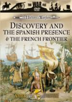 45546 - AAVV,  - Discovery and the Spanish Presence and the French Frontier DVD