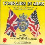 45548 - AAVV,  - Comrades In Arms. A Tribute to the British and American Legions CD