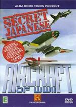45580 - AAVV,  - Secret Japanese Aircraft of WWII DVD