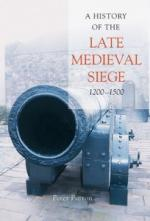 45776 - Purton, P. - History of the Late Medieval Siege