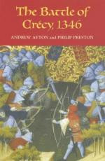 45779 - Ayton-Preston, A.-P. - Battle of Crecy 1346 (The)