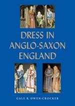 45786 - Owen Crocker, G.R. - Dress in Anglo-Saxon England