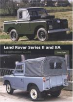 45788 - Taylor, J. - Land Rover Series II and IIA Specification Guide