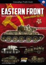 45823 - AAVV,  - Eastern Front. Russian Vehicles 1935-1945 Camouflage Profile Guide