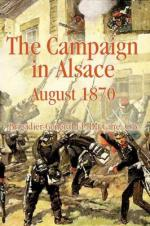 45872 - Du Cane, J.P. - Campaign in Alsace 1870 (The)