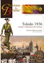 45940 - Martinez Canales, F. - Guerreros y Batallas 060: Toledo 1936