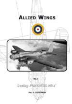 45954 - Listemann, P.H. - Allied Wings 07: Boeing Fortress MK.1