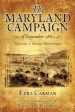 45967 - Carman-Clemens, E.A.-T.G. - Maryland Campaign of September 1862. Vol 1: South Mountain