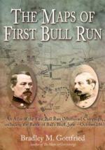 45969 - Gottfried, B.M. - Maps of First Bull Run. An Atlas of the First Bull Run (Manassas) Campaign, including the Battle of Ball's Bluff, June - October 1861 (The)