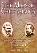 45970 - Powell, D.A. - Maps of Chicamauga. An Atlas of the Chickamauga Campaign, August 29 - September 23, 1863