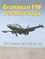 45975 - Elward, B. - Grumman F9F Panther/Cougar. First Grumman Cat of the Jet Age