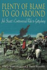 45982 - Wittemberg-Petruzzi, E.J.-J.D. - Plenty of Blame to Go Round. Jeb Stuart's Controversial Ride to Gettysburg