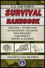 46008 - US Air Force,  - US Air Force survival handbook