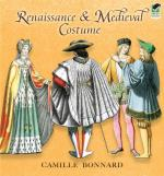 46027 - Bonnard-Mercuri, C.-P. - Renaissance and Medieval Costume