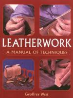 46146 - West, G. - Leatherwork. A Manual of Techniques