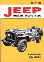 46225 - Becker-Dentzer, E.-G. - Jeep. Bantam, Willys, Ford 1940-1945