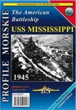 46235 - Brzezinski, S. - Profile Morskie 105: USS Mississippi, American Battleship 1945