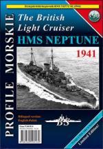 46238 - Brzezinski, S. - Profile Morskie 106: HMS Neptune, British Light Cruiser 1941