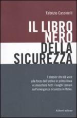46277 - Cassinelli, F. - Libro nero della sicurezza