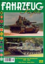 46298 - Blume-Boehm, P.-W. - Fahrzeug Profile 22: Panzertruppe der Bundeswehr 1956-2003