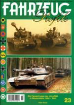 46299 - AAVV,  - Fahrzeug Profile 23: Panzertruppe der US Army