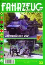 46309 - AAVV,  - Fahrzeug Profile 33: Jaegerbataillon 292