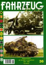 46312 - Blume, P. - Fahrzeug Profile 36: Raketenartillerie der US ARMY in Deutschland 1954-2008